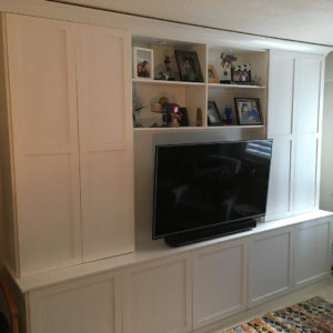 are wall units outdated